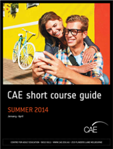 CAE_ShortCourseGuide