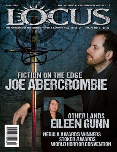 June 2014 Locus magazine